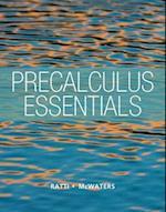 Precalculus Essentials af Jogindar Ratti
