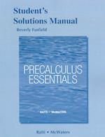 Student's Solutions Manual for Precalculus Essentials af Jogindar Ratti