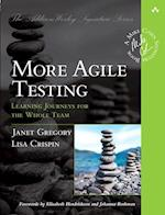 More Agile Testing