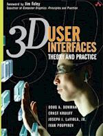3D User Interfaces af Ernst Kruijff, Doug Bowman, Joseph J. Laviola