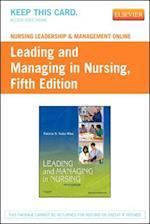 Nursing Leadership & Management Online For Leading and Managing in Nursing