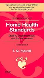 Handbook of Home Health Standards E-Book af Tina M. Marrelli