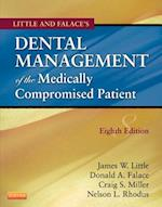 Little and Falace's Dental Management of the Medically Compromised Patient af Craig Miller, James W. Little, Nelson L. Rhodus