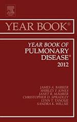 Year Book of Pulmonary Diseases 2012 af James Barker