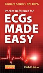 Pocket Reference for ECGs Made Easy af Barbara J Aehlert