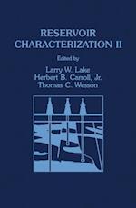 RESERVOIR CHARACTERIZATION II Z