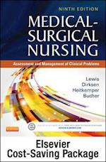 Medical-Surgical Nursing - Single-Volume Text and Elsevier Adaptive Quizzing Package
