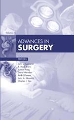 Advances in Surgery, af John L. Cameron