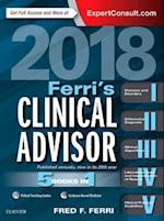 Ferri's Clinical Advisor 2018 (Ferri's Clinical Advisor)