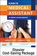 Kinn's the Medical Assistant with ICD-10 Supplement - Text and Elsevier Adaptive Learning Package