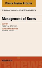 Management of Burns, An Issue of Surgical Clinics, (The Clinics, Surgery)