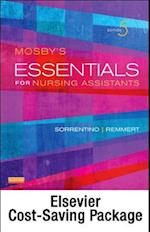 Mosby's Essentials for Nursing Assistants - Text, Workbook and Mosby's Nursing Assistant Video Skills