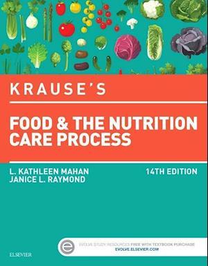 Bog, hardback Krause's Food & the Nutrition Care Process af L. Kathleen Mahan