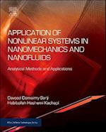 Application of Nonlinear Systems in Nanomechanics and Nanofluids af Davood Domairry Ganji
