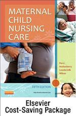 Maternal Child Nursing Care - Text and Elsevier Adaptive Learning (Access Card) and Elsevier Adaptive Quizzing (Access Card) Package af Marilyn J. Hockenberry, Deitra Leonard Lowdermilk, Shannon E. Perry