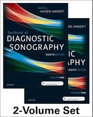 Bog, hardback Textbook of Diagnostic Sonography af Sandra L. Hagen-Ansert