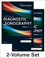 Textbook of Diagnostic Sonography 8e: 2-Volume Set