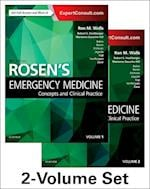 Rosen'S Emergency Medicine: Concepts and Clinical Practice:     2-Volume Set
