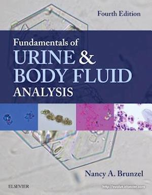 Bog, paperback Fundamentals of Urine and Body Fluid Analysis af Nancy A. Brunzel