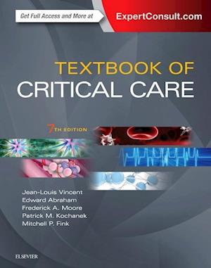 Bog, hardback Textbook of Critical Care af Prof. Jean-Louis Vincent