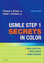 USMLE Step 1 Secrets in Color (Secrets)