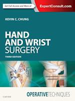 Operative Techniques: Hand and Wrist Surgery (Operative Techniques)
