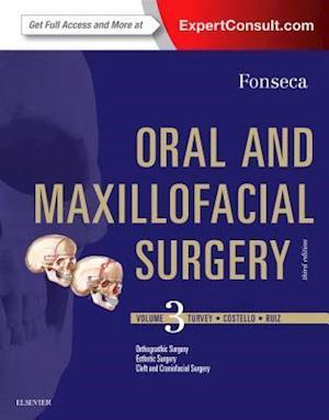 Bog, hardback Oral and Maxillofacial Surgery af Raymond J. Fonseca