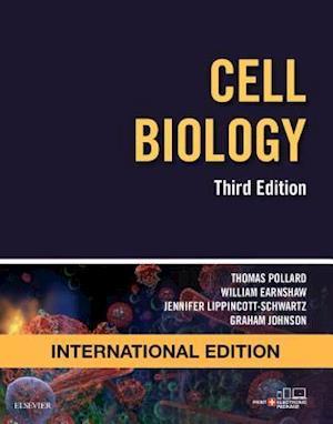 Bog, paperback Cell Biology International Edition af Thomas D. Pollard