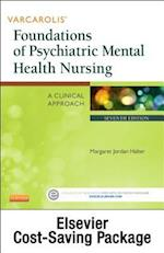 Varcarolis' Foundations of Psychiatric Mental Health Nursing - Text and Virtual Clinical Excursions Online Package