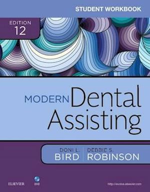 Bog, paperback Student Workbook for Modern Dental Assisting af Doni L. Bird