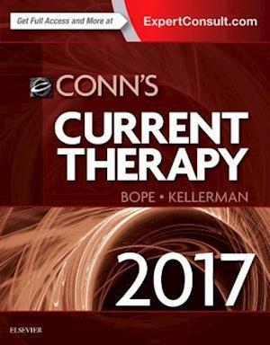 Bog, hardback Conn's Current Therapy 2017 af Edward T. Bope