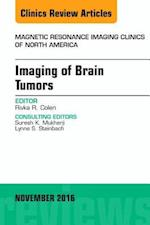 Imaging of Brain Tumors, An Issue of Magnetic Resonance Imaging Clinics of North America (The Clinics, Radiology, nr. 24)