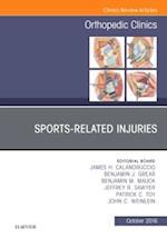 Sports-Related Injuries, An Issue of Orthopedic Clinics, (The Clinics, Orthopedics)