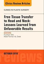 Free Tissue Transfer to Head and Neck: Lessons Learned from Unfavorable Results, an Issue of Clinics in Plastic Surgery (The Clinics, Surgery, nr. 43)