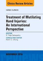 Treatment of Mutilating Hand Injuries: An International Perspective, An Issue of Hand Clinics (The Clinics, Orthopedics, nr. 32)