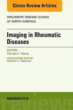 Imaging in Rheumatic Diseases, An Issue of Rheumatic Disease Clinics of North America (The Clinics: Internal Medicine, nr. 42)