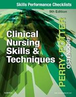 Skills Performance Checklists for Clinical Nursing Skills & Techniques 9e