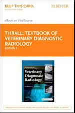 Textbook of Veterinary Diagnostic Radiology eBook on VitalSource Access Code