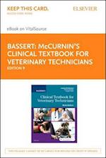 Mccurnin's Clinical Textbook for Veterinary Technicians - Elsevier Ebook on Vitalsource Retail Access Card af Joanna M. Bassert