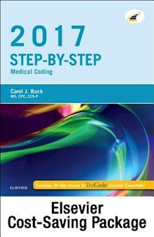 Medical Coding Online for Step-by-step Medical Coding 2017 + Access Code + Workbook