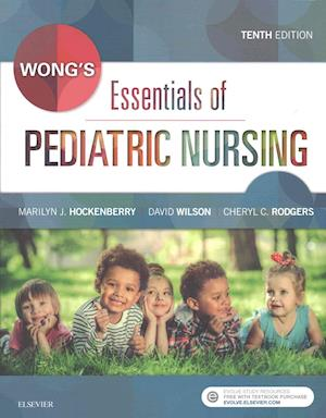 Bog, paperback Wong's Essentials of Pediatric Nursing af Marilyn J. Hockenberry