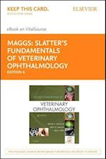 Slatter's Fundamentals of Veterinary Ophthalmology Access Card