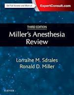 Miller's Anesthesia Review E-Book