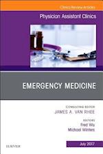 Emergency Medicine, an Issue of Physician Assistant Clinics (The Clinics: Internal Medicine, nr. 2)