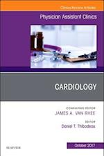 Cardiology, An Issue of Physician Assistant Clinics (The Clinics: Internal Medicine, nr. 2)