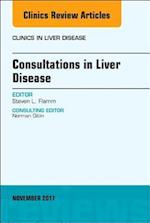 Consultations in Liver Disease, An Issue of Clinics in Liver Disease (The Clinics: Internal Medicine, nr. 19)