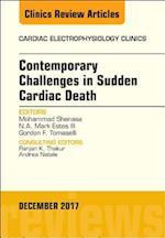 Contemporary Challenges in Sudden Cardiac Death, An Issue of Cardiac Electrophysiology Clinics (The Clinics: Internal Medicine, nr. 9)
