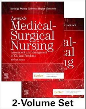Lewis's Medical-Surgical Nursing - 2-Volume Set