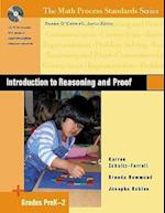 Introduction to Reasoning and Proof, Grades Prek-2 [With CDROM]