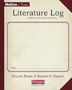Notice and Note Literature Log af Kylene Beers, Robert E. Probst